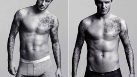 H&M reveals that David Beckham's underwear will hit stores on February 2