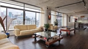 Condomonium: $2 million for a giant terrace (and kinky bathroom) near the King West party strip