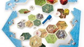 The Thing: The Settlers of Catan, Toronto's current cardboard fixation