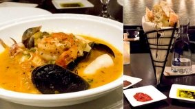 Weekly Lunch Pick: an escape from winter at Yorkville's Mideastro