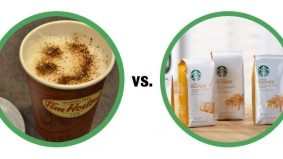 With its new blonde roast, Starbucks ups the ante in its simmering coffee war with Tim Hortons
