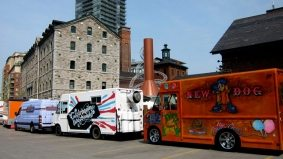 And the survey says… Torontonians want more street food