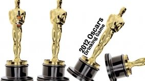 Oscar night 2012: the Drinking Game