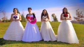 Four Weddings Canada, episode 8: how to be a buffoon and still get married