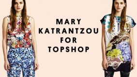 Mary Katrantzou for Topshop looks like a Wes Anderson movie (and we think it's awesome)