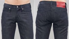 The Find: smelly jeans (seriously, they smell, and you'll like it)