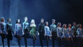 Last chance for Riverdance—the tour is over in 2012