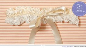 Weddings 2012: decadent accessories for the bride who wants everything