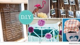 Weddings 2012: DIY decorations and party favours
