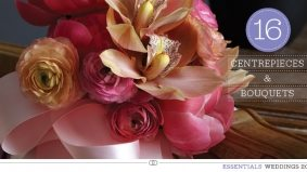Weddings 2012: the city's top florists deliver their most rhapsodic centrepieces and bouquets