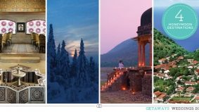 Weddings 2012: Four of the most unexpected, highly exotic and hopelessly romantic honeymoon destinations
