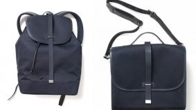 Tommy Ton teams up with Club Monaco to sell bags (and oddly, not shoes)