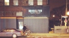 Queen West's Brooklynn is all boarded up—because it's expanding