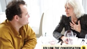 The Conversation: star baritone Russell Braun and musical theatre dynamo Louise Pitre