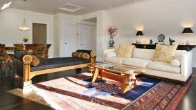 Condomonium: $849,000 for a Rosedale condo that's actually the top floor of a house