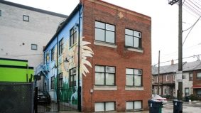 "Office Space: $2 million for the 4,500-square-foot ""Sunflower Building"" on Richmond West"