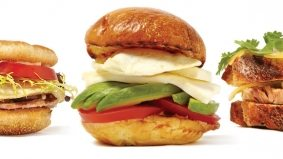 Flavour of the Month: eight sublimely sloppy breakfast sandwiches
