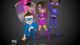 Not even superheroes (especially not these ones) can make the BlackBerry cool
