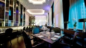 Introducing: Stock, the glitzy new restaurant on the 31st floor of the Trump International Tower