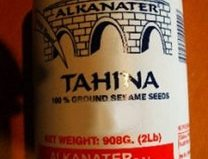 Have some Alkanater brand Tahina in your fridge? Check the date—it might have Salmonella in it