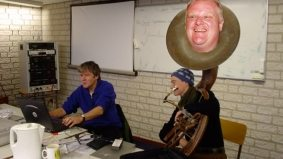 The TSO will perform a musical ode to Toronto (Rob Ford as tuba? We hope so)
