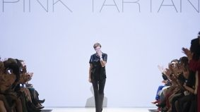 Pink Tartan shows a more expensive Joe Fresh at Toronto Fashion Week