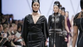 Sunny Fong debuts Vawk and Vawkkin fall/winter 2012 at Toronto Fashion Week