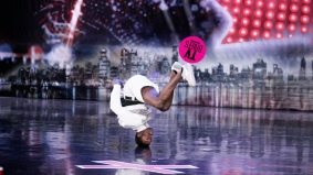 Canada's Got Talent, episode 5: sword fighting and Dina Pugliese dancing with a broom