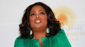 Oprah wants Torontonians to do a better job of living