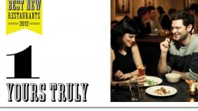 Best New Restaurants 2012: No. 1 Yours Truly