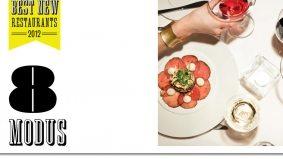 Best New Restaurants 2012: No. 8 Modus