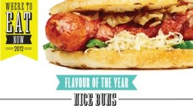 Where to Eat Now 2012: five of our favourite sandwiches of the year