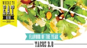 Where to Eat Now 2012: five top renditions of this year's hot Mexican street food, the tostada