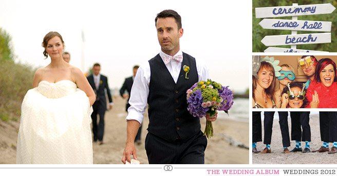 the wedding album kelly amp murray�s diy affair at the