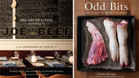Two Canadian books short-listed for this year's James Beard Awards