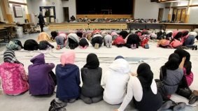 Allah in the Cafeteria: Inside the school prayer scandal at Valley Park Middle School