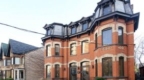 Office Space: $3.25 million for two semi-detached homes revamped into one stately office building