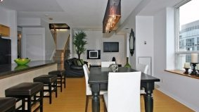 Condomonium: $685,000 for a family-friendly two-level penthouse on King Street West