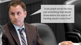 QUOTED: Josh Colle wonders about Rob Ford's subway funding plans (and gives a thumbs-up to pie charts)