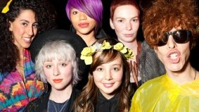 Toronto Fashion Week trends: good hair game (you either got it, or you don't)