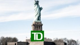 TD Bank, like most of Toronto, wants to make it big in New York