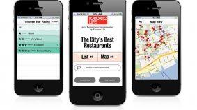 Introducing: the Toronto Life Best Restaurants app
