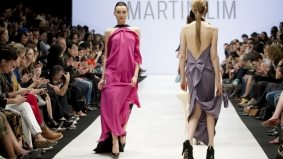 GALLERY: 48 shots from Martin Lim's fall/winter 2012