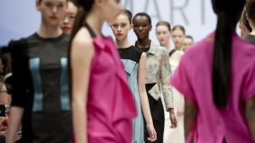Martin Lim proves its worthiness to Mercedes-Benz and the crowd at Toronto Fashion Week