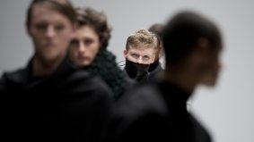 GALLERY: 22 shots from Ezra Constantine's fall/winter 2012 show