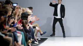 Rad Hourani shares his window into the future at Toronto Fashion Week