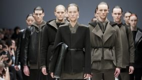 GALLERY: 42 shots from Rad Hourani's fall/winter 2012 collection