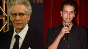 David and Brandon Cronenberg to debut films at Cannes Film Festival