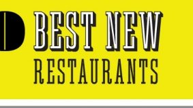 Best New Restaurants 2012