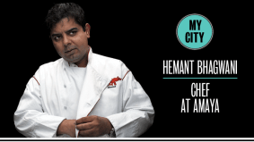 Hemant Bhagwani, the chef-owner of the Amaya empire, on where he goes to splurge and save